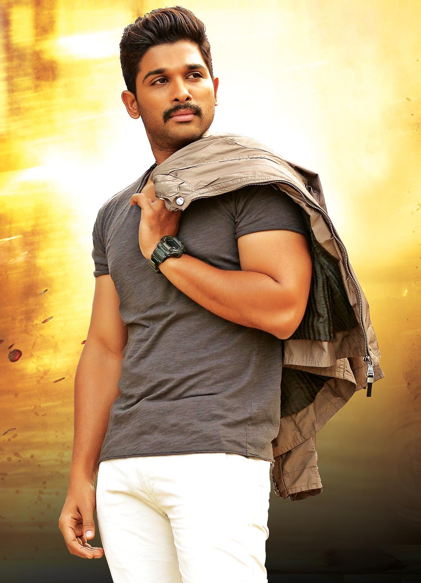 Allu Arjun Photos Images Wallpapers Pics Download