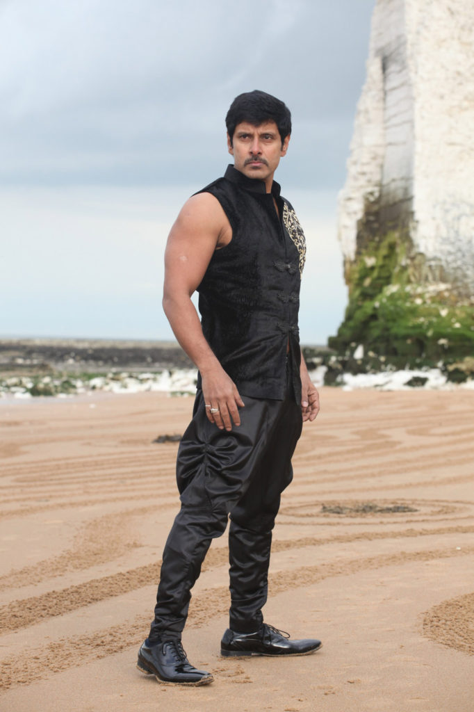 Vikram Old Look Pictures