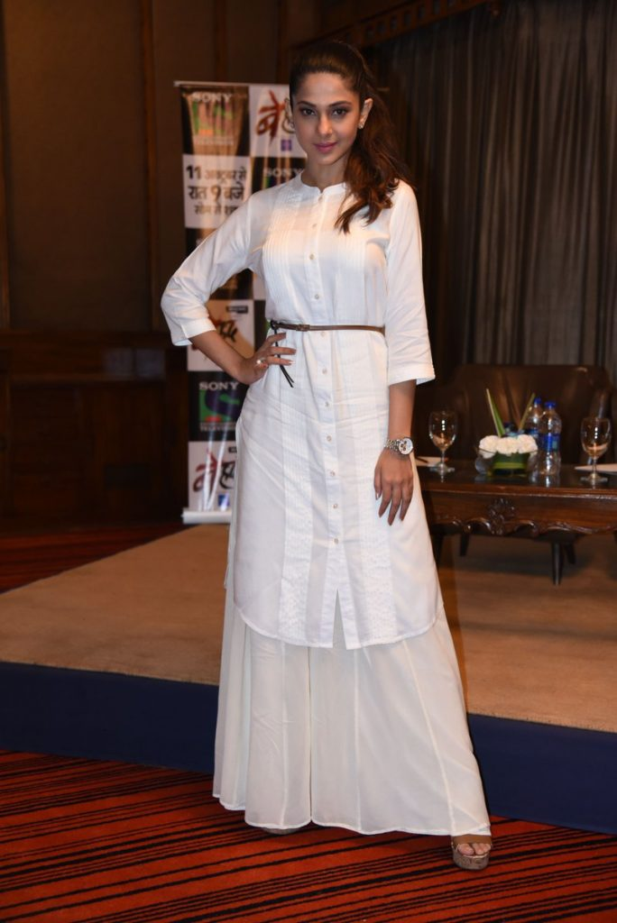 Jennifer Winget In White