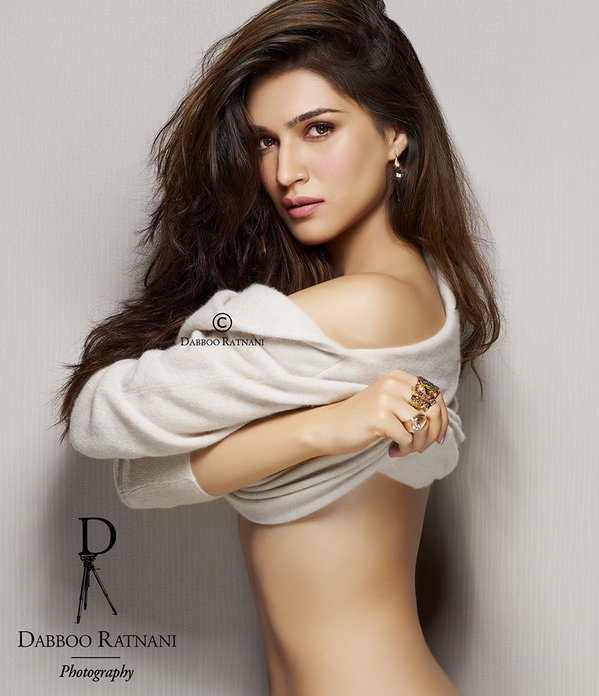 Kriti  has got something