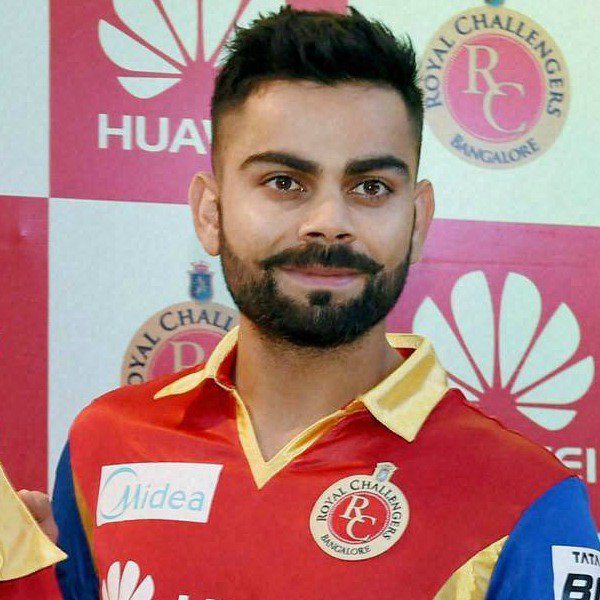 Captain Virat Kohli IPL Unseen Wallpapers