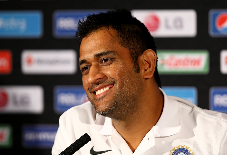 Handsame Cricketer Mahendra Singh Dhoni New Images