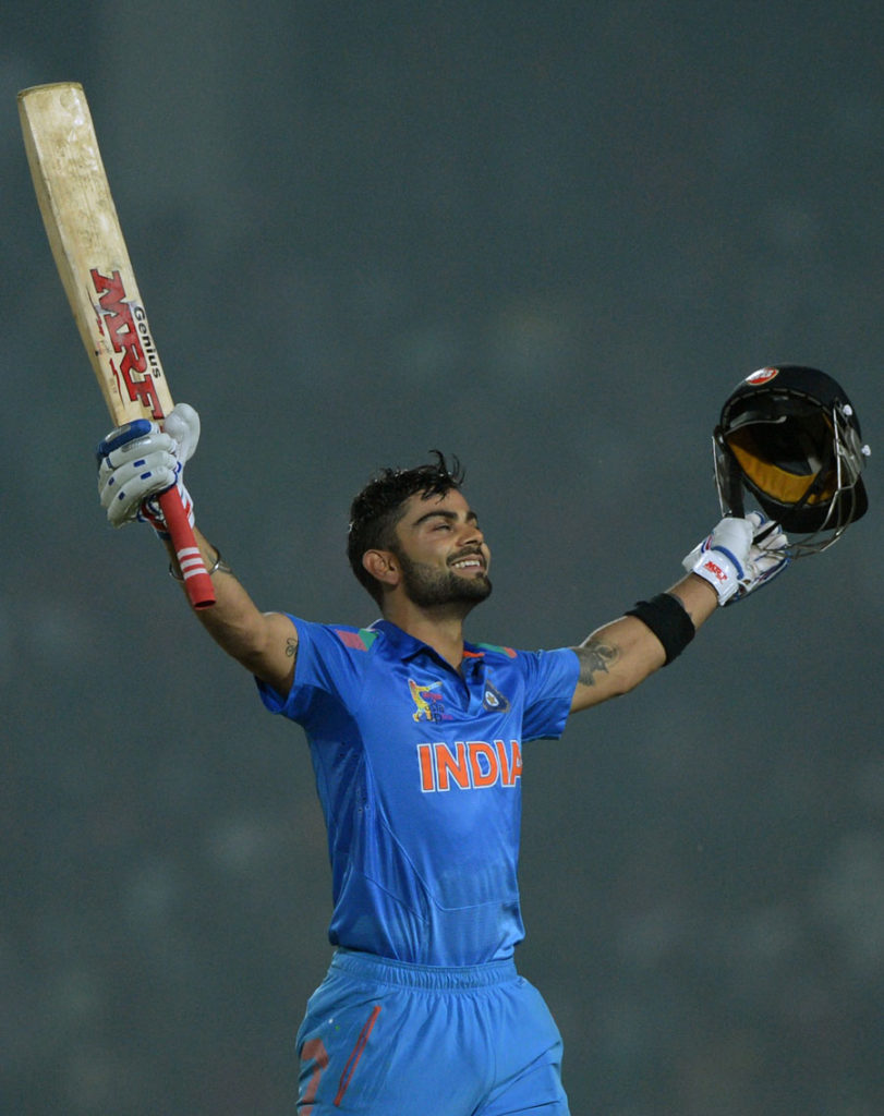 Indian Cricket Captain Virat Kohli New & Nice Wallpapers