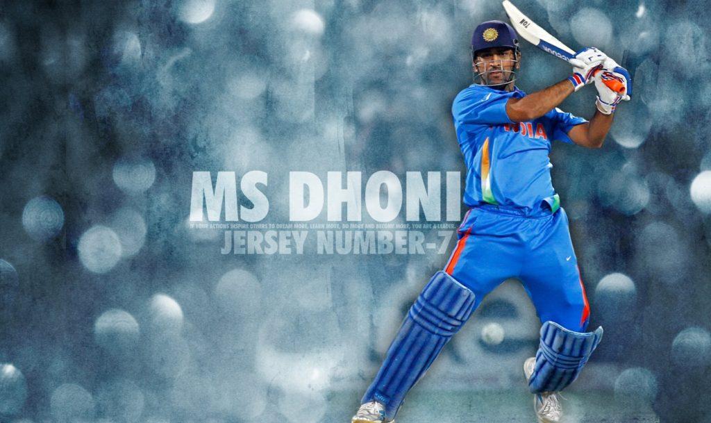 Indian Cricketer Mahi Beautiful Images