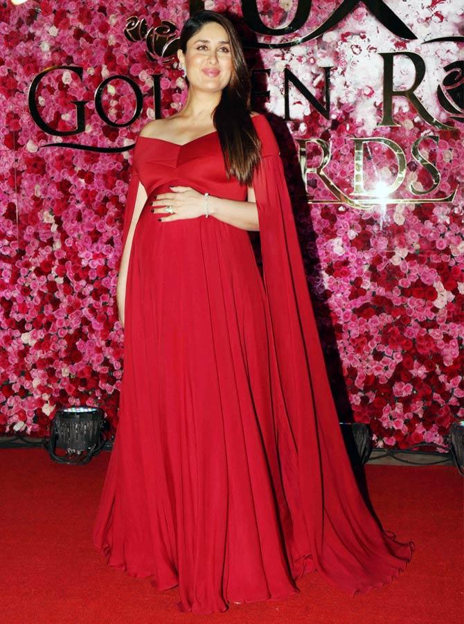 Kareena Kapoor Baby Bump Pictures