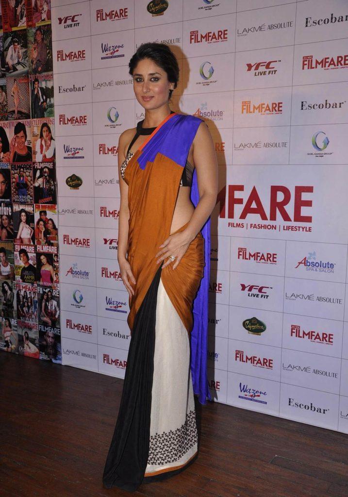Kareena Kapoor Beautiful Images In Sharee