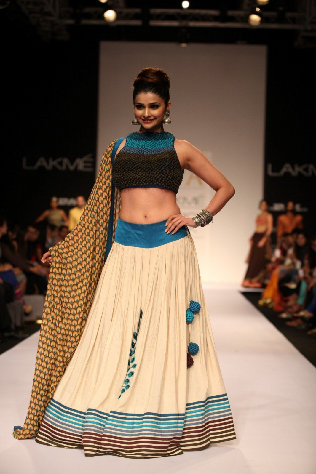 Prachi Desai Hot & Spicy Look In Bikini Images Photoshoot