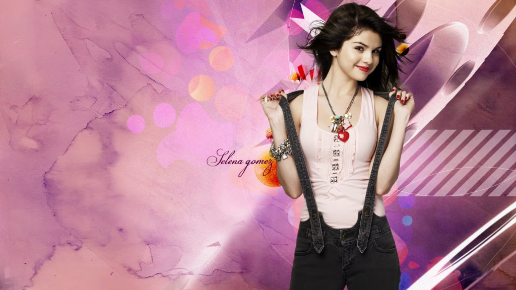 Selena Gomez Beautiful Wallpapers