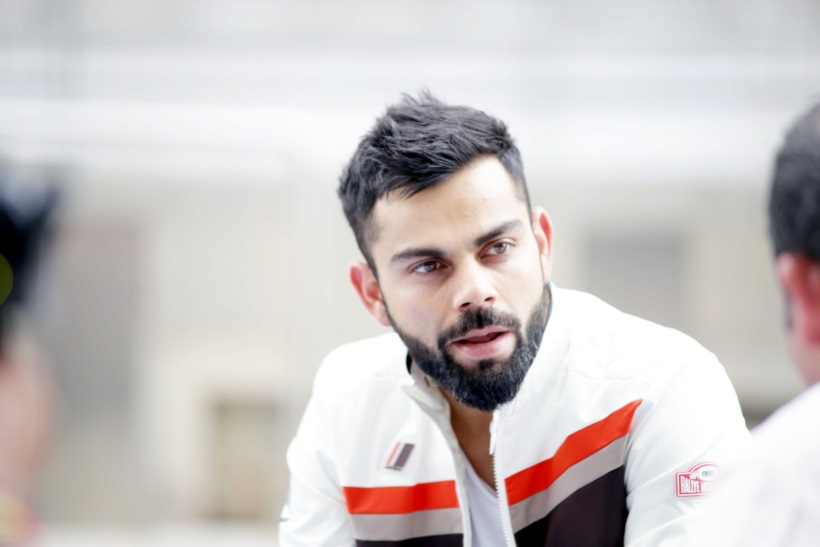 Virat Kohli Lovely & Cute Pictures