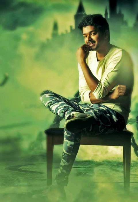 Attractive Tollywood Actor Vijay Images