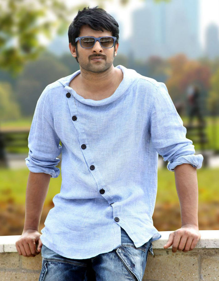 Beautiful Actor Prabhas Pics