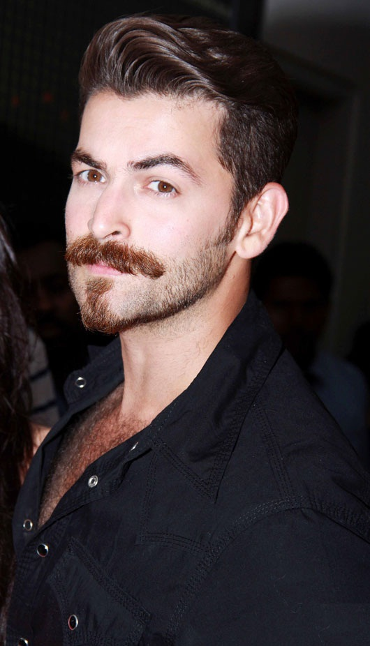 Neil Nitin Mukesh Lovely & Charming Pics