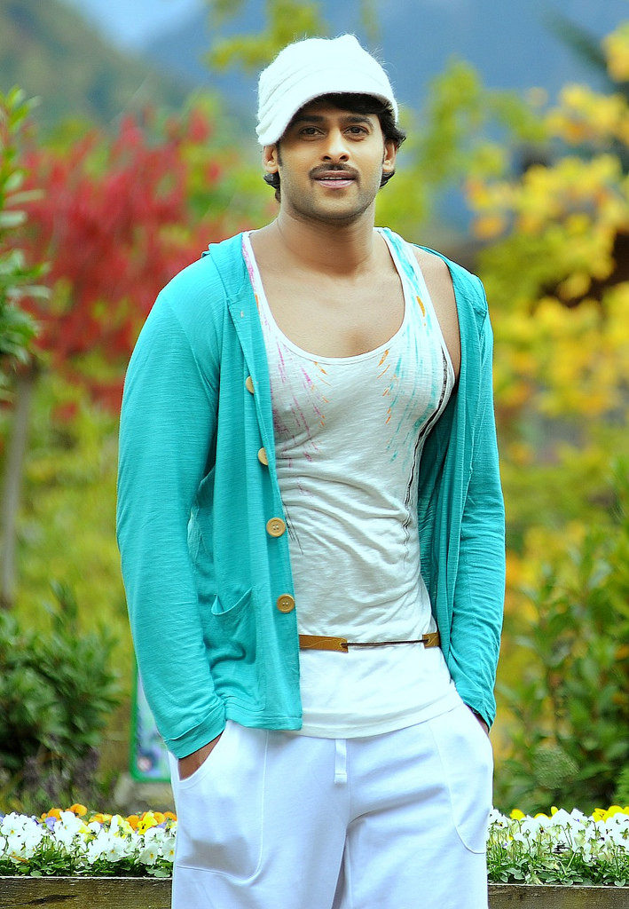 Prabhas Beautiful Image