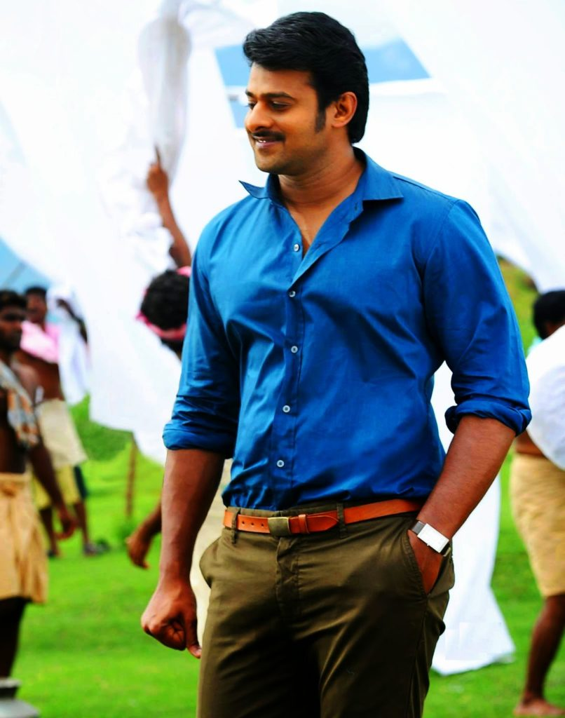 Prabhas Beautiful & New Images
