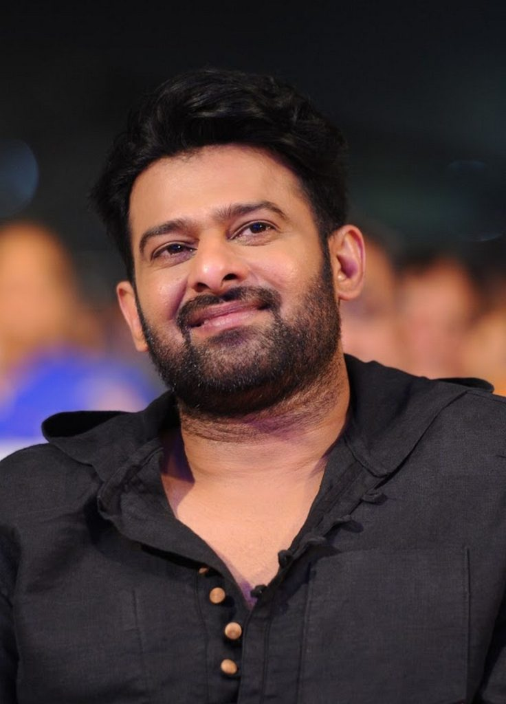 Prabhas Pics At Award Show