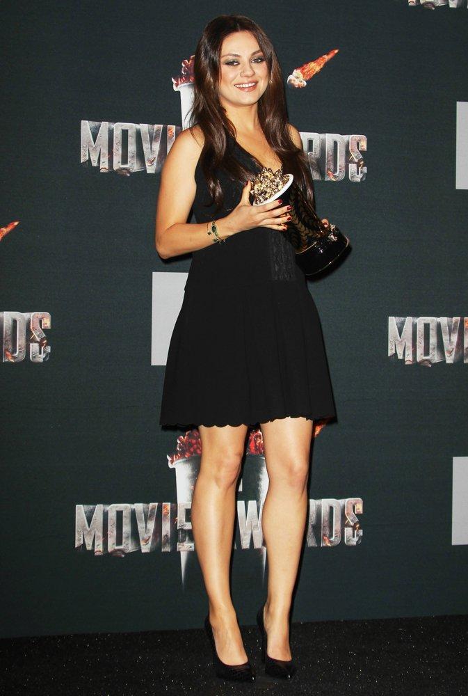 Actress Mila Kunis Hot Images & Photos Wallpapers