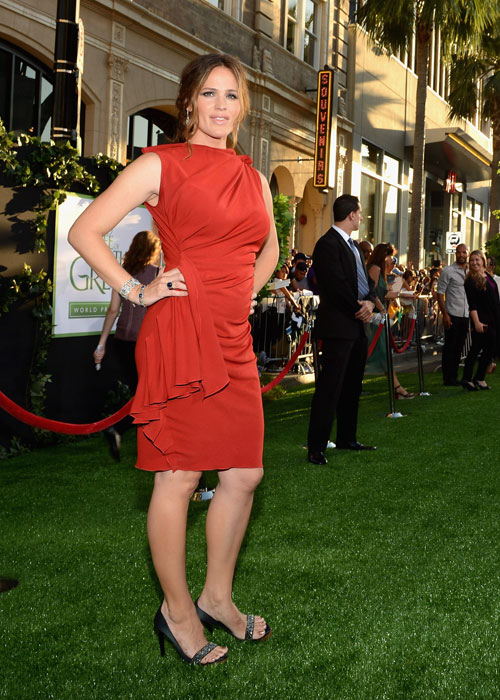 Beautiful Actress Jennifer Garner Latest FUll HD Pics
