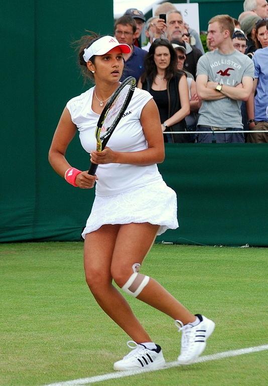 Sania Mirza Hot & Sexy Legs Photos Full HD