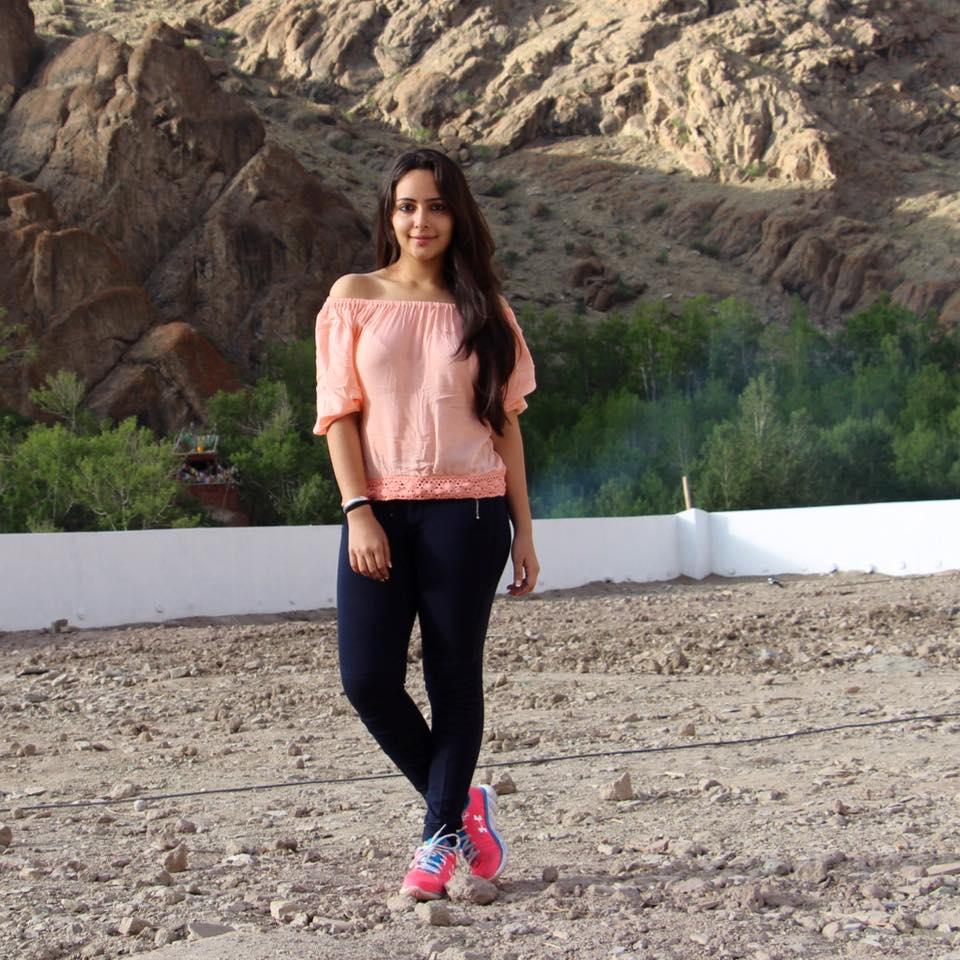 Aanchal Munjal Full HD Unseen Wallpapers