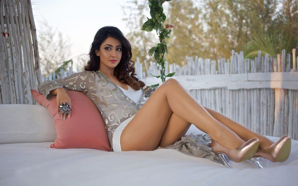 Aindrita Ray Beautiful Images In Bikini