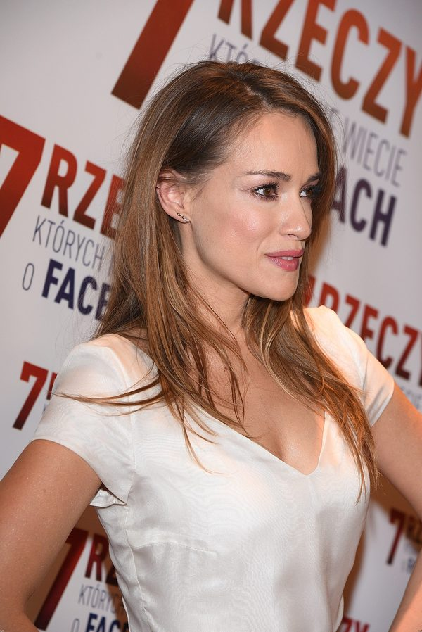 Alicja Bachleda Latest New Hair Style Wallpapers