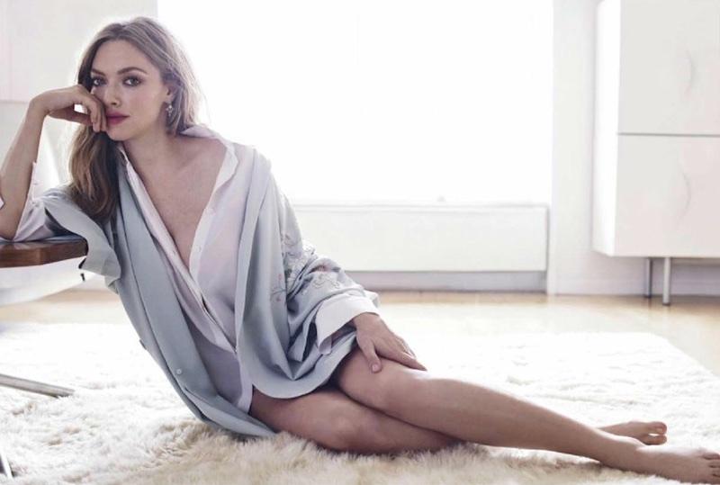 Panty sexy amanda seyfried