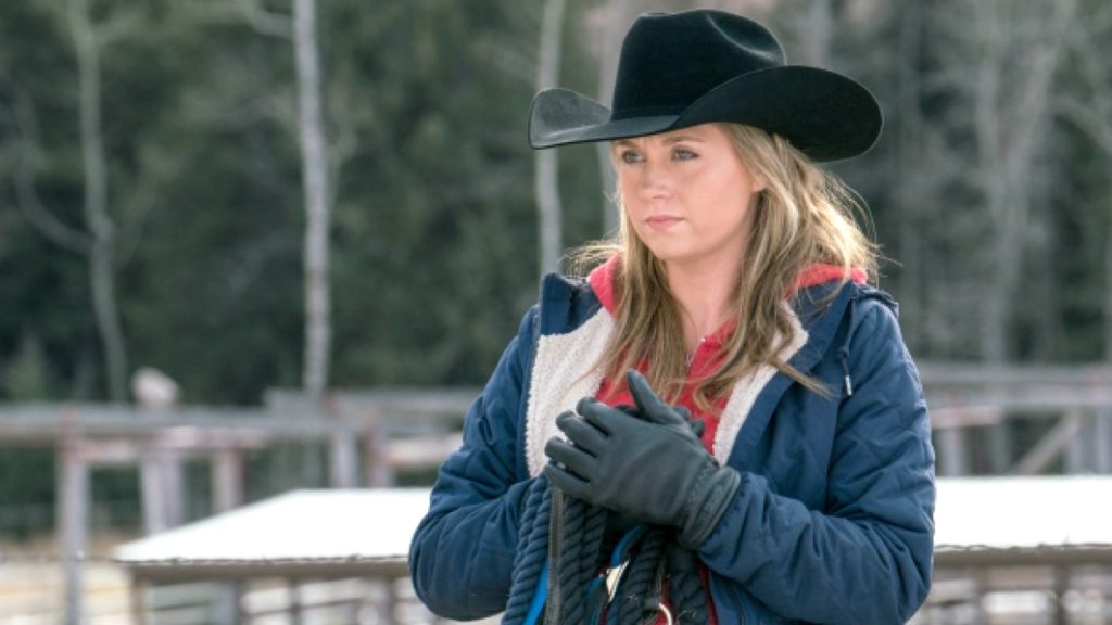 Amber Marshall Upcoming Movie Look Images