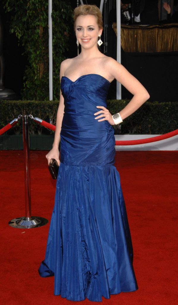 Andrea Bowen Full HD Unseen Images At Award Show