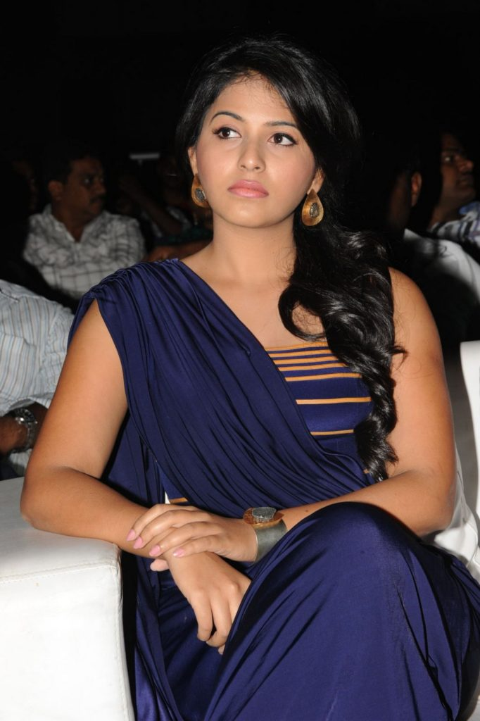 Anjali Images At Event