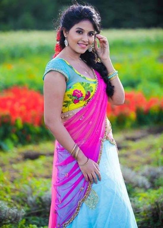 Anjali Royal Look Photos
