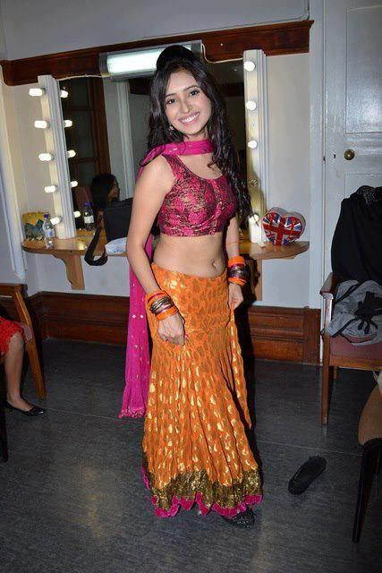 Asha Negi Hot Navel & Boobs Images