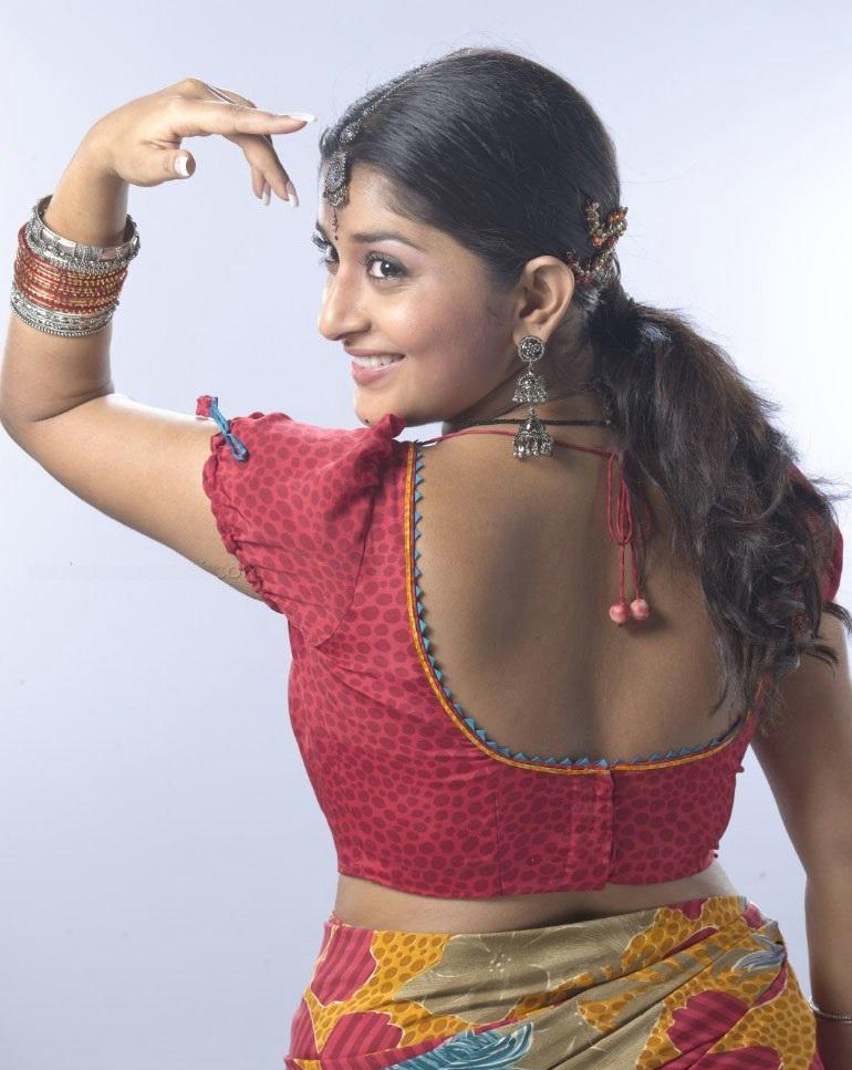 Meera Jasmine Hot Backside Images