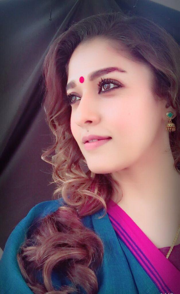 Nayanthara Cute Images
