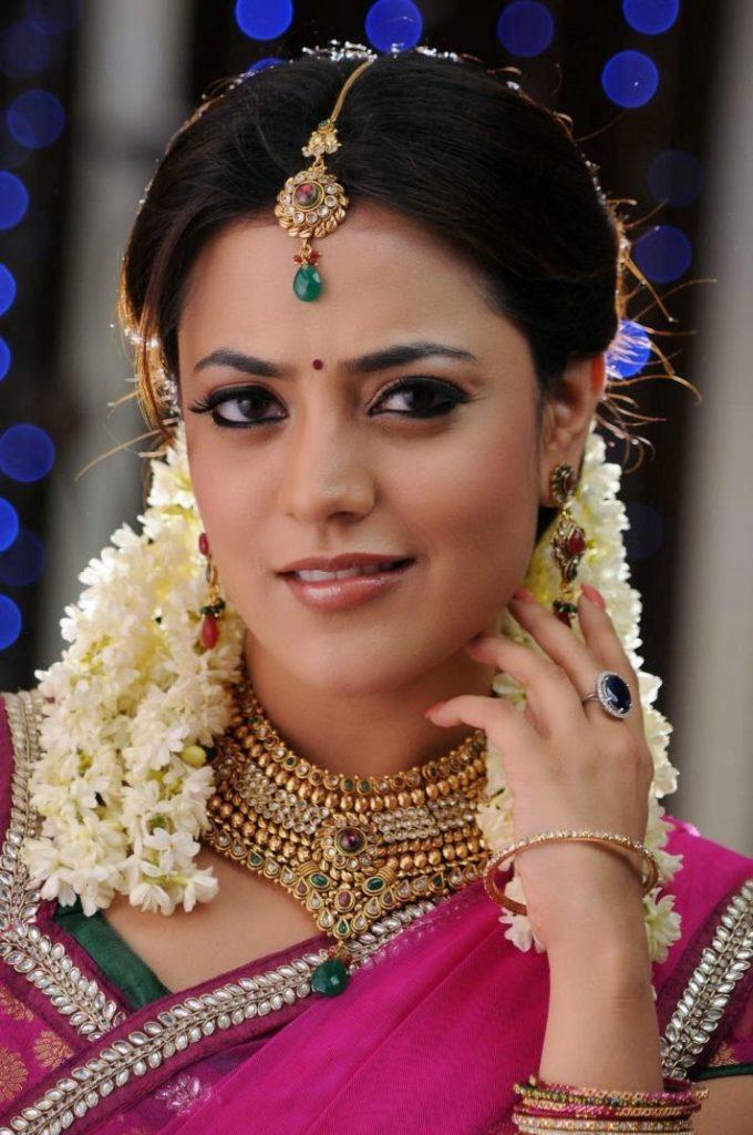 Nisha Agarwal Images In Saree