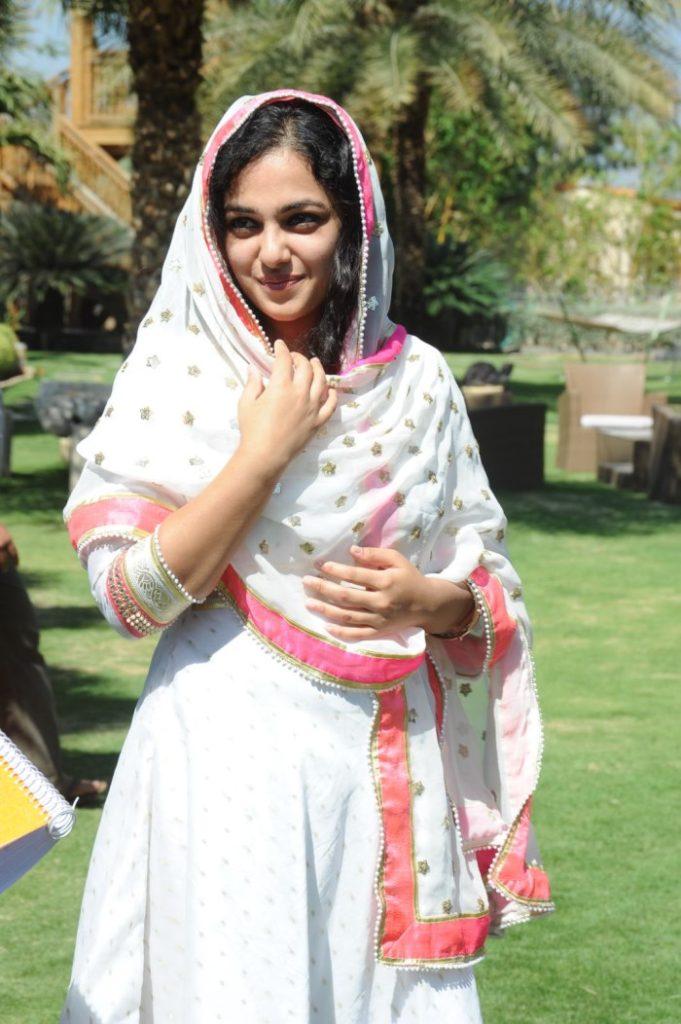 Nithya Menon Attractive Photos