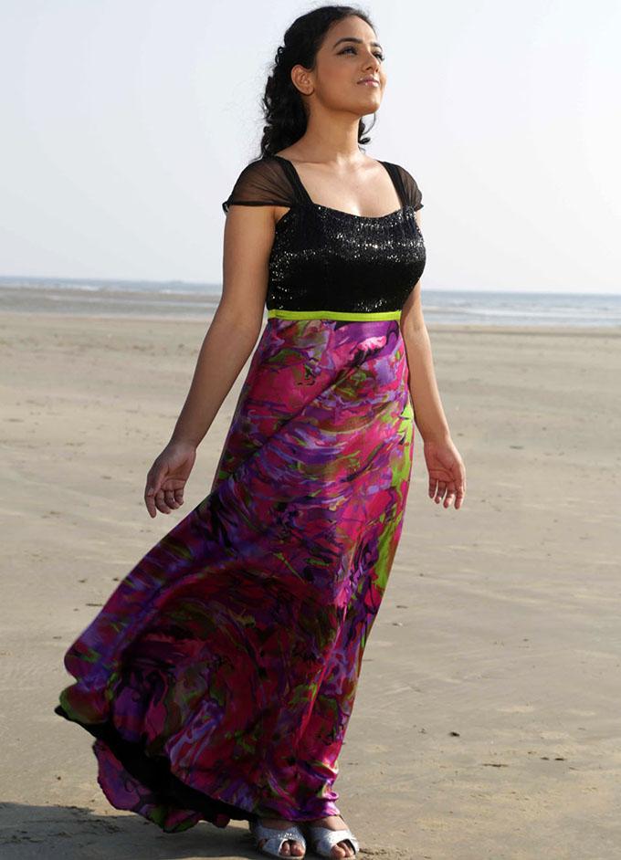 Nithya Menon Bold Images