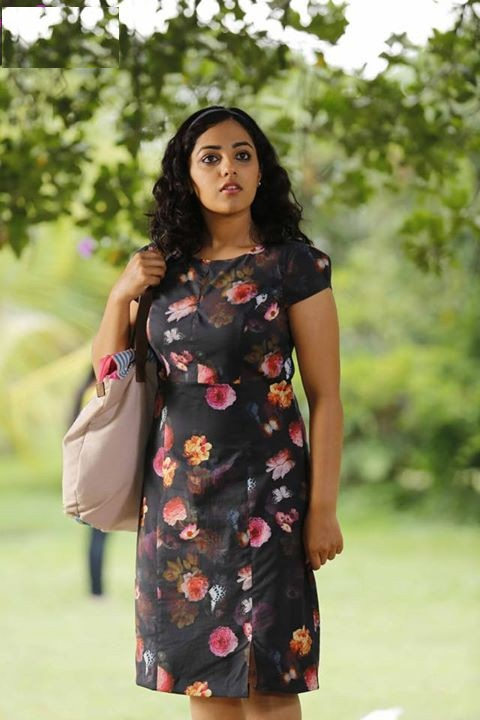 Nithya Menon Upcoming Movie Look Images
