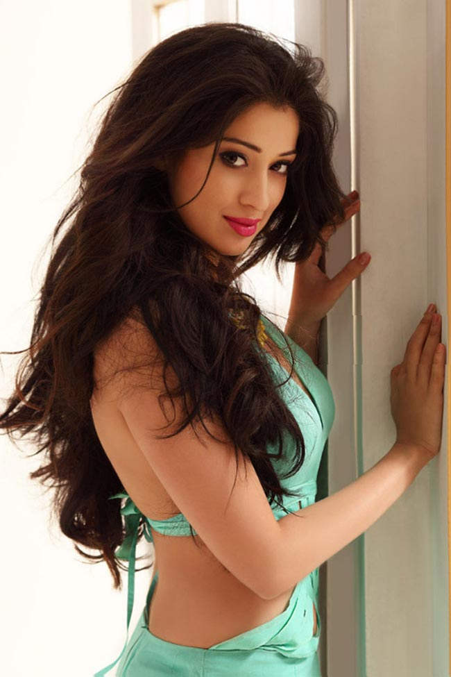Raai Laxmi Hot Backside Backless Photos