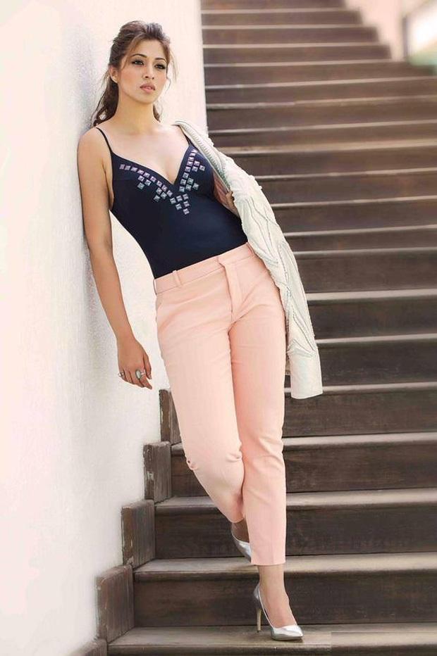 Raai Laxmi New Look Photos
