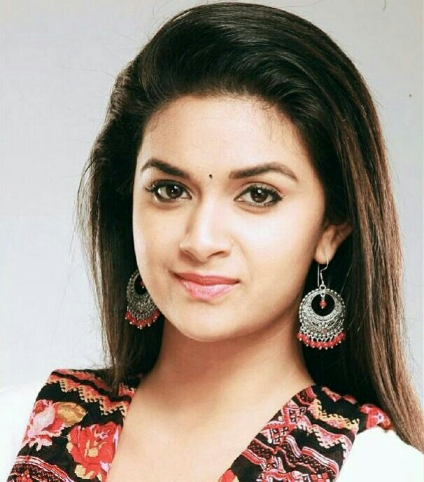 Tollywood Actress Keerthy Suresh Sexy Images