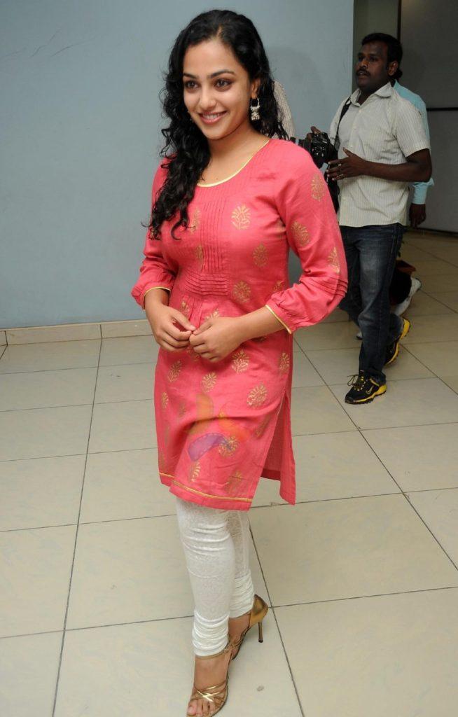 Tollywood Actress Nithya Menon Images
