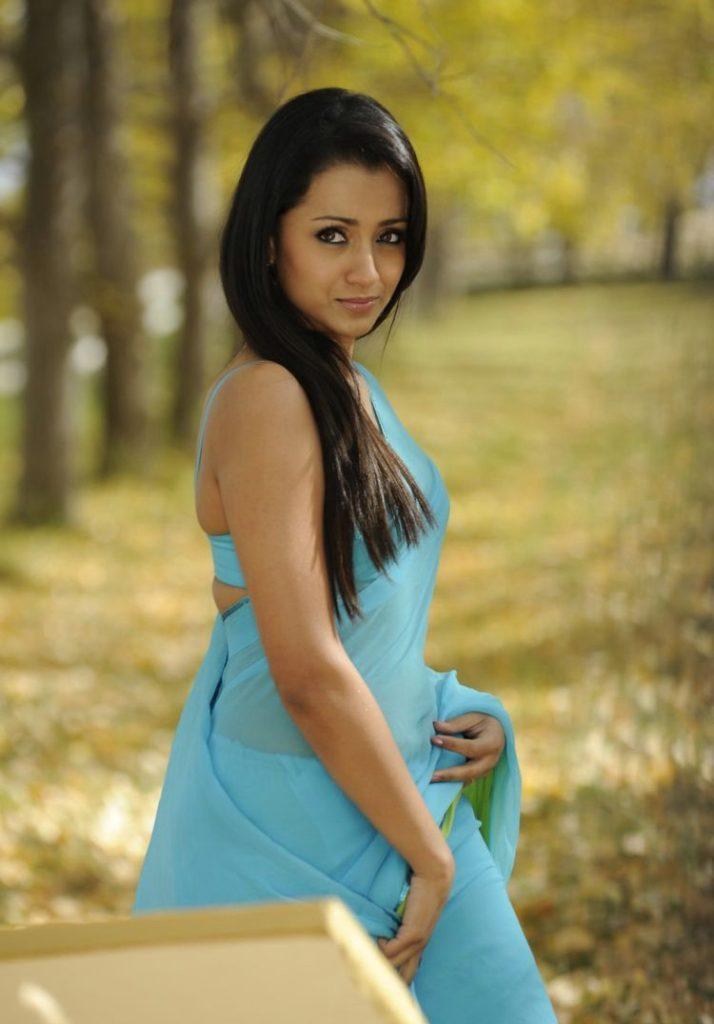 Trisha Krishnan Hot New Photos Gallery HD