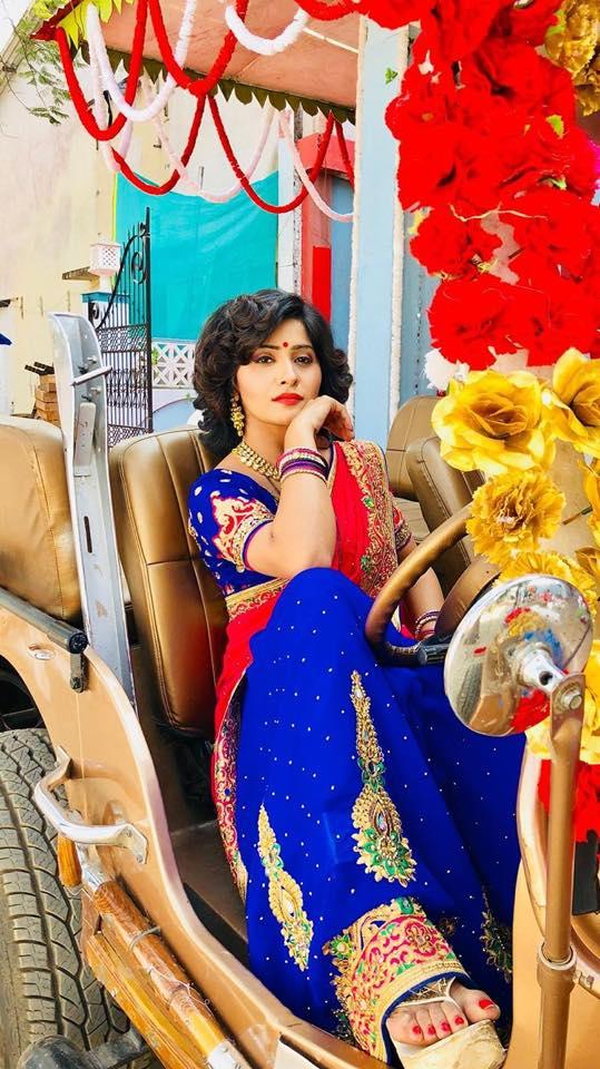 Yukti Kapoor Spicy Images
