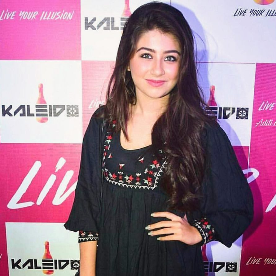 Aditi Bhatia Images At Award Show