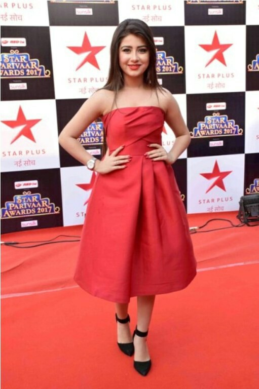 Aditi Bhatia Images In Short Dress
