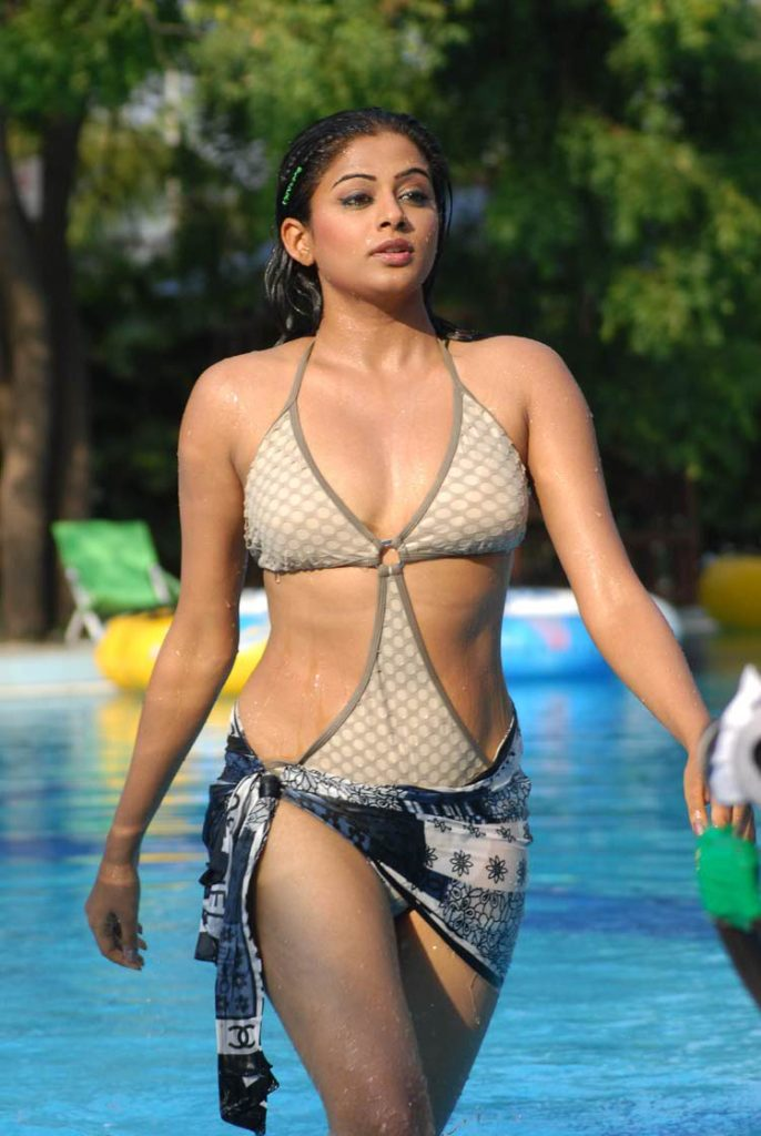 Priyamani Sexy & Hot Boobs Showing Wallpapers In Bikini