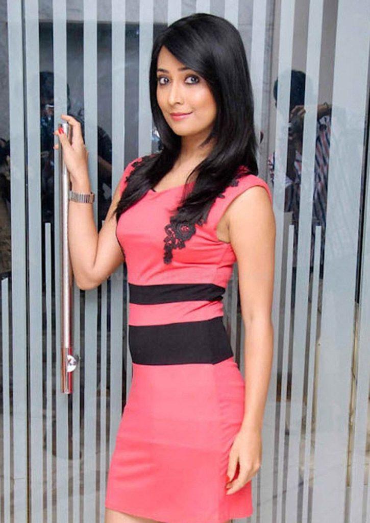 Radhika Pandit Images In Short Dress