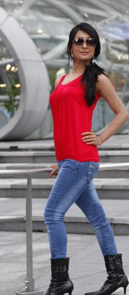 Radhika Pandit Photoshoots