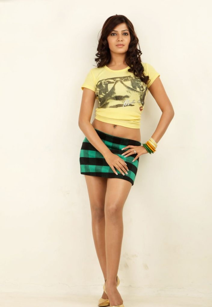 Samantha Latest Images In Bra Panty