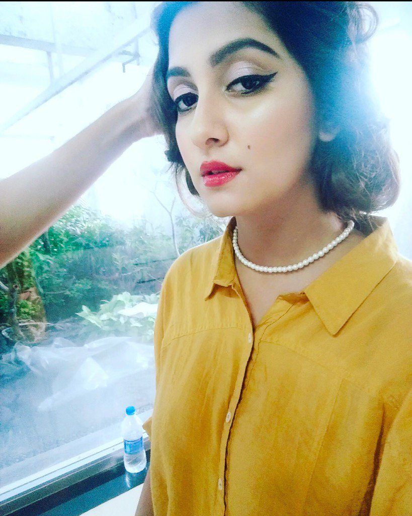Srishti Jain Lovely & Cute Photos